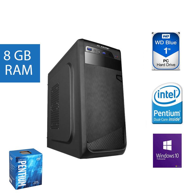 Pc desktop computer per ufficio negozi windows 10 pro for Negozi per ufficio